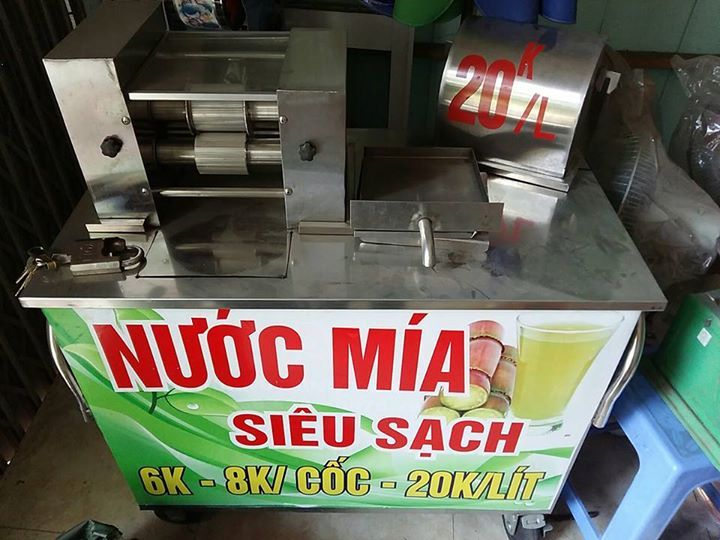 Giá Đồ Cũ - Thanh Lý máy ép nước mía cũ hải phòng - docuhaiphong.vn - 0913040613